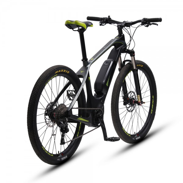 SPEED E-Bike with Shimano Pack